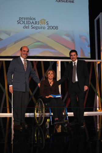 Insurance Solidarity Award 2008